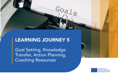 LJ 5: Goal Setting, Knowledge Transfer, Action Planning, Coaching Resources