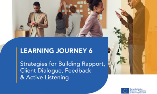LJ 6: Strategies for Building Rapport, Client Dialogue, Feedback and Active Listening