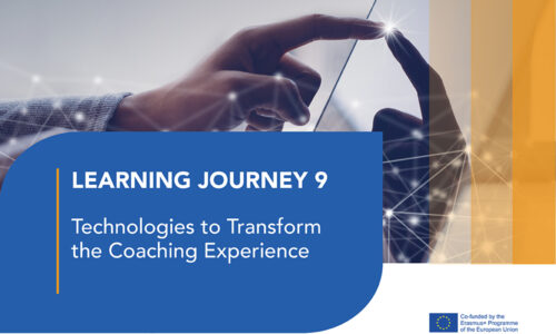 LJ 9: Technologies to transform the coaching experience