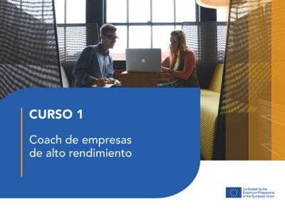 Curso 1: Coach de empresas de alto rendimiento
