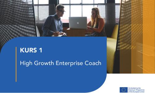 Kurs 1 – High Growth Enterprise Coach