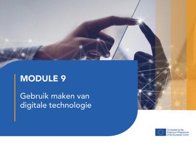 LJ9: Gebruik maken van digitale technologie