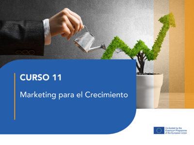 Curso 11- Marketing para el Crecimiento